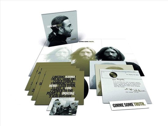 John Lennon -  Gimme Some Truth - Best of , 4LP (The Beatles)