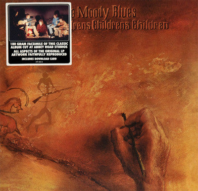 MOODY BLUES - To Our Childrens Childrens Children Vinyl
