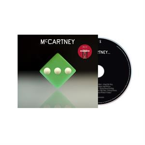 MCCARTNEY, PAUL - I I I  Indie CD Green cover  (The Beatles)
