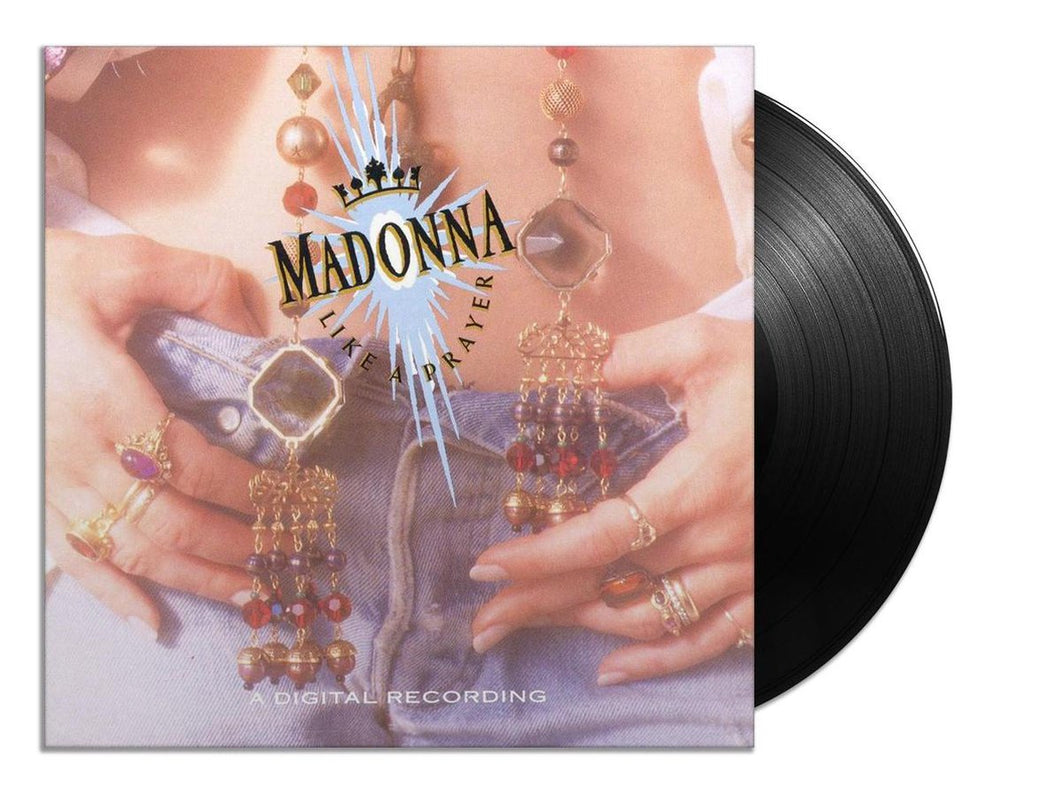 MADONNA - Like a Prayer Vinyl