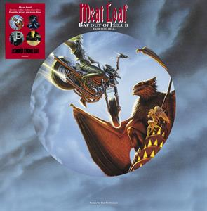 MEAT LOAF - Bat Out of Hell II : Back Into Hell  2LP Picture Disc RSD