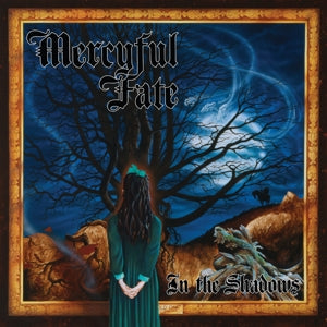 Mercyful fate -In the Shadows Clear Vinyl