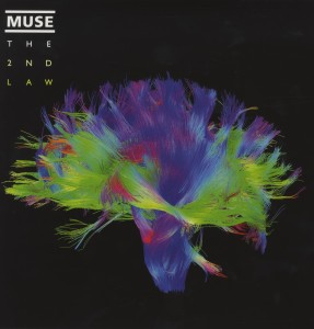MUSE - 2nd Law   2LP