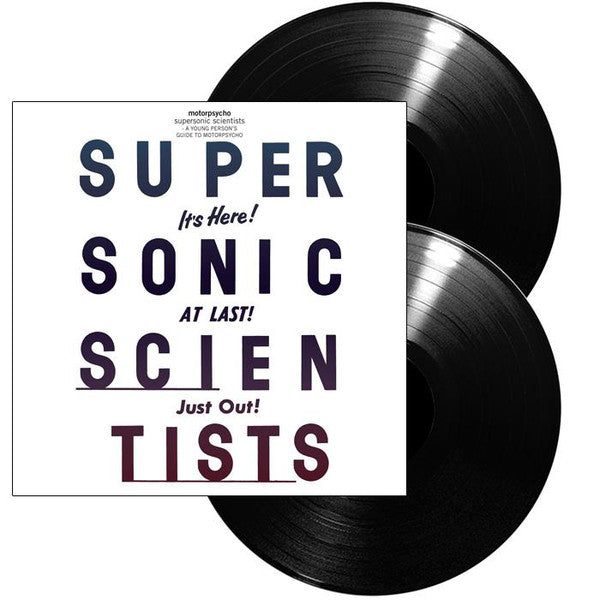 MOTORPSYCHO - Supersonic Scientists 2LP