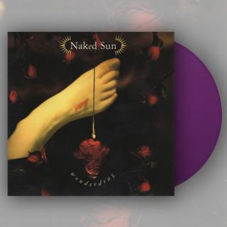 NAKED SKIN - Wonderdrug Numbered Coloured Vinyl