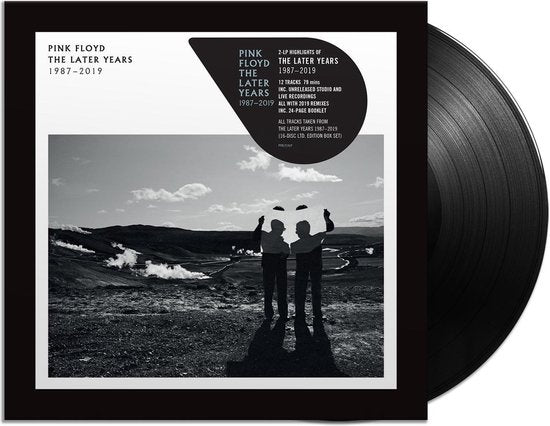 Pink Floyd - Later Years 1987-2019 Highlights 2LP