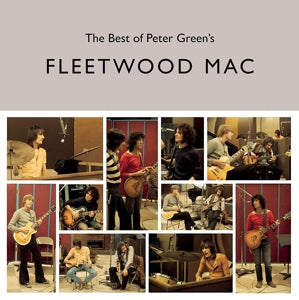 FLEETWOOD MAC - The Best of Peter Green's Fleetwood Mac 2LP