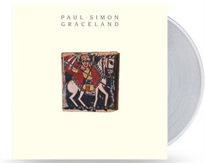 PAUL SIMON - Graceland Coloured Vinyl