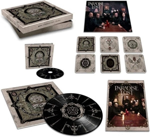 Paradise Lost - Obsidian LP+CD