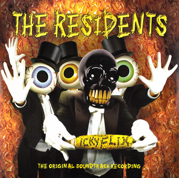 Residents - Icky Flix (The Original Soundtrack Recording) Limited Edition RSD'20 2LP