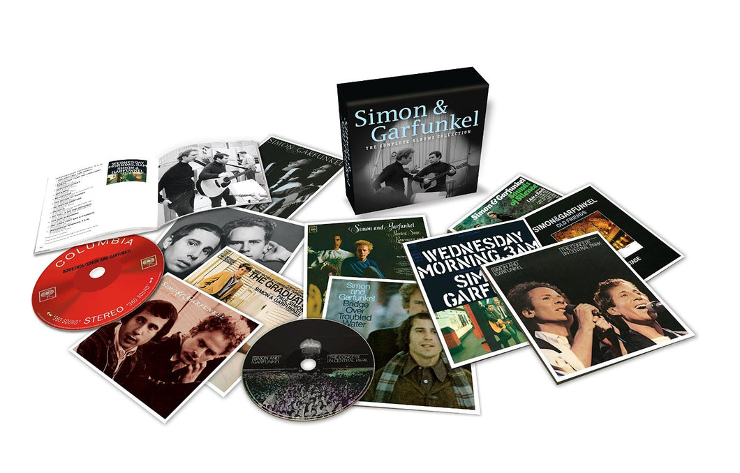 SIMON & GARFUNKEL The Complete Albums Collection 12CD BOX