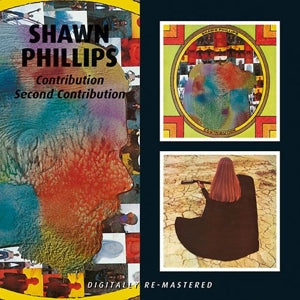 Shawn Phillips - Contribution / Second Contribution CD
