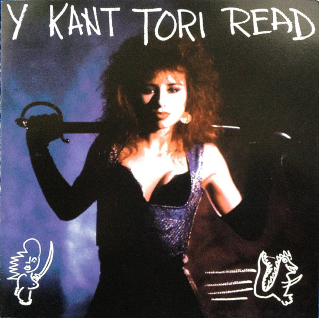 Tori Amos - Y Kant Tori Read - RSD'17 Ltd. Edition Orange Vinyl