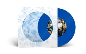ABBA - 7 inch -Happy New Year blue vinyl