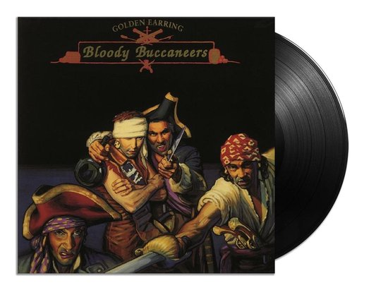 GOLDEN EARRING - Bloody Buccaneers Vinyl