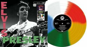 Elvis Presley - Rock & Roll Collection RSD Coloured Vinyl