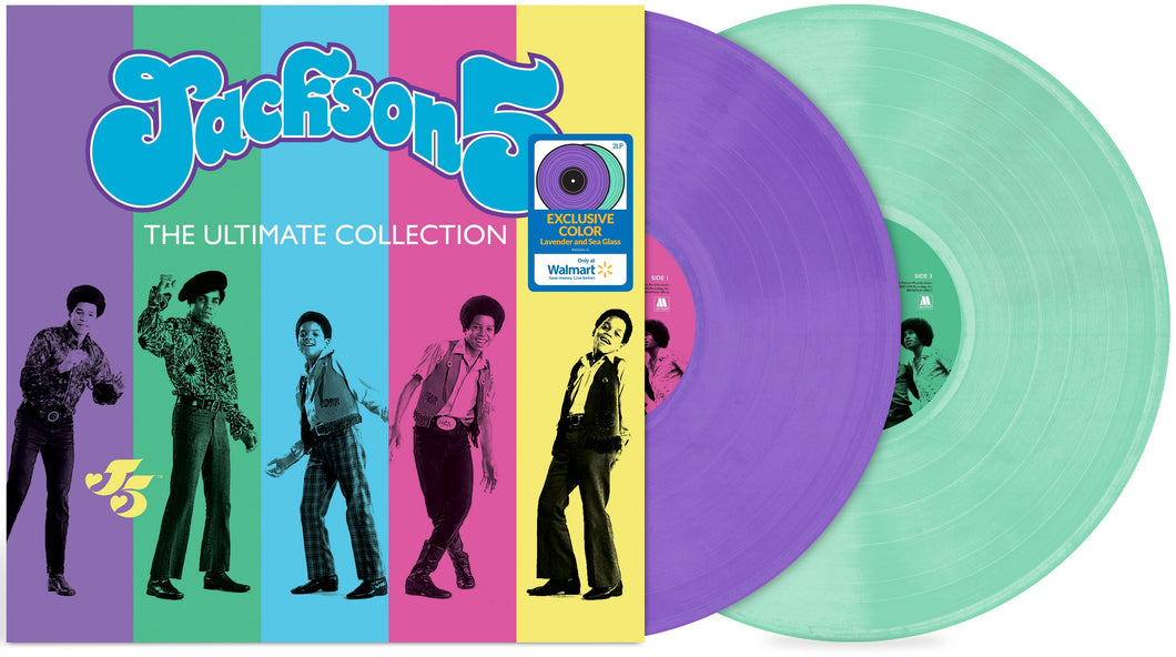 Jackson 5 - The Ultimate Collection (Walmart Exclusive)