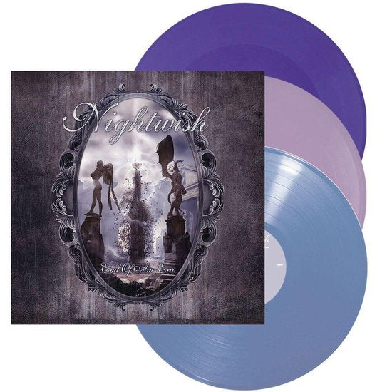 NIGHTWISH End of an Era 3LP Coloured