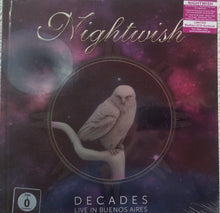 Afbeelding in Gallery-weergave laden, NIGHTWISH - Decades Blu-Ray / 2CD Deluxe Book Edition