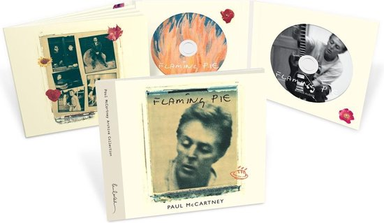 PAUL McCARTNEY- Flaming Pie 2CD