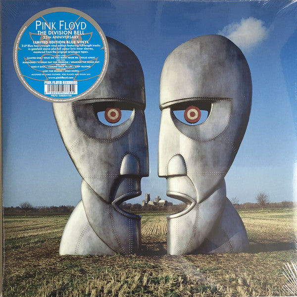 PINK FLOYD - Division Bell 2LP Coloured Vinyl
