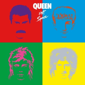 QUEEN - Hot Space vinyl