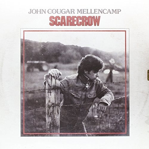 John Cougar Mellencamp ‎– Scarecrow 30th Anniversary RSD Numbered Coloured Vinyl