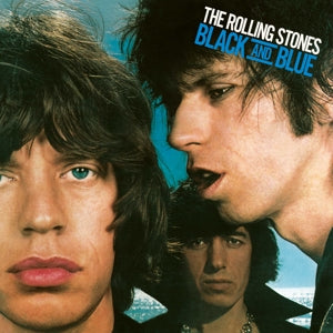ROLLING STONES - Black and Blue Vinyl