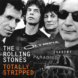 ROLLING STONES - Totally Stripped 2LP/DVD