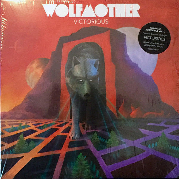 WOLFMOTHER - Victorious vinyl