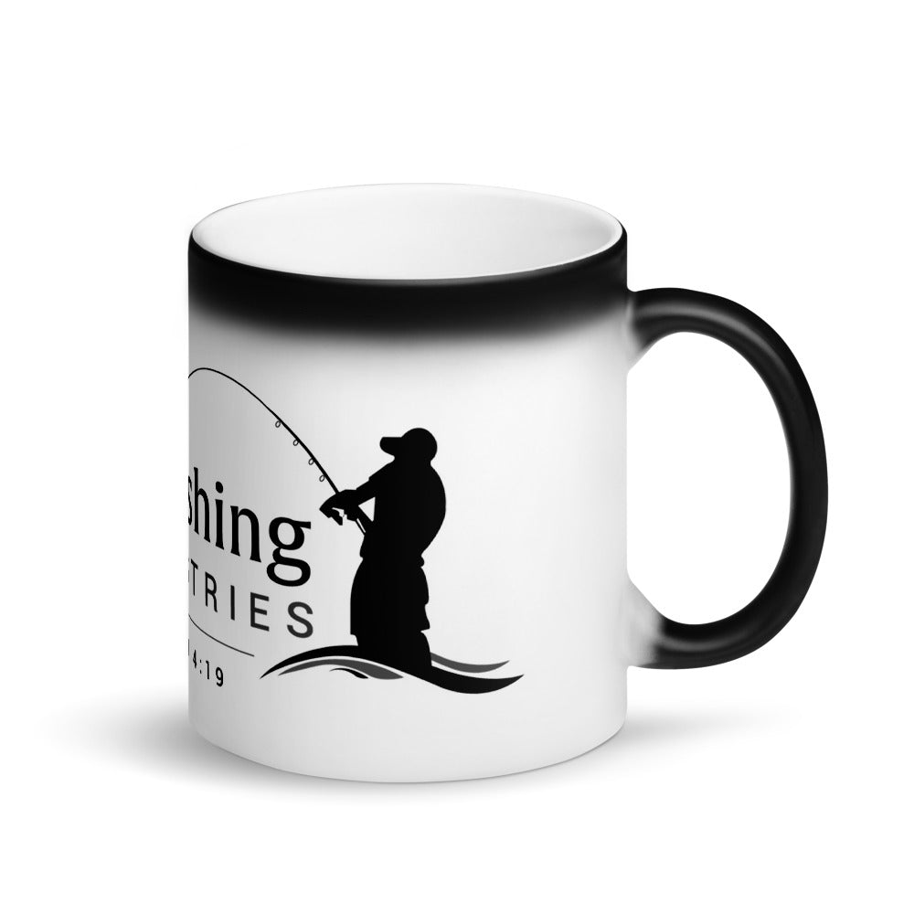 Soul Fishing - Black Magic Mug