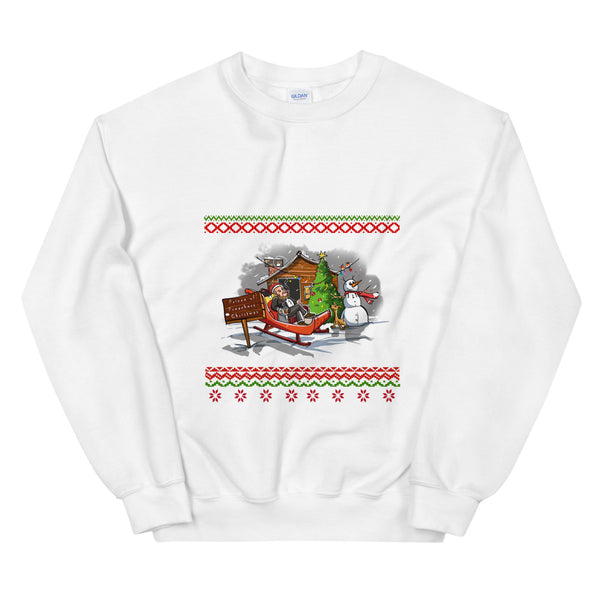 Spurgeon Ugly Christmas Sweatshirt