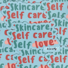 Load image into Gallery viewer, Skincare, Self Care, Self love Sticker - Hop Off My Beauty