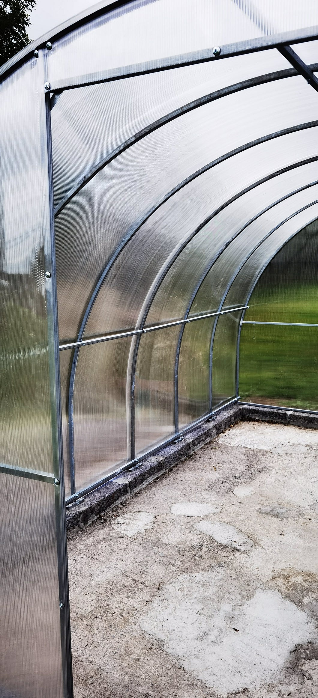GREENHOUSE EXTRA STRONG 3m X 4m (9.8ft X 13ft) 12 M²