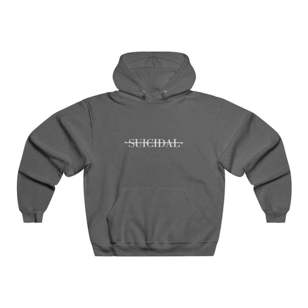 SUICIDAL NUBLEND® Hooded Sweatshirt