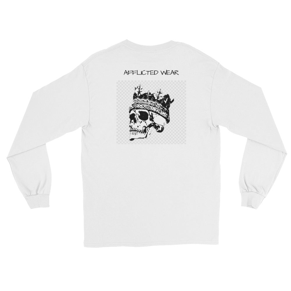 Suicidal Skull Long Sleeve