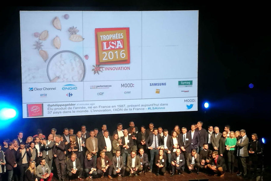 TROPHEE LSA INNOVATION 2016