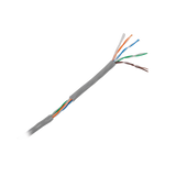 Cable Cat5E Linkedpro Color Gris 1000 Pies por Rollo
