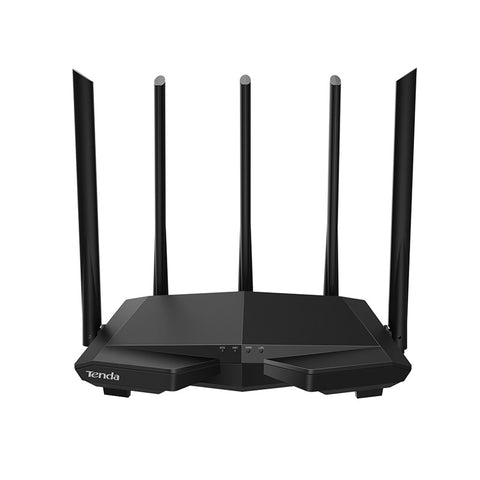 Router Tenda 8Mb Flash DDR2, 3 LAN GE Ports