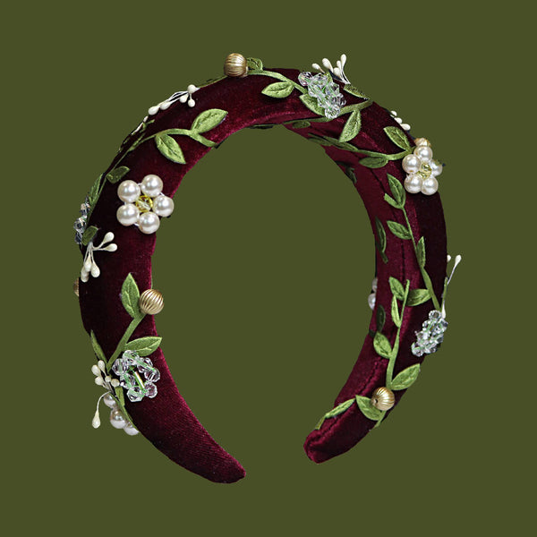 Secret Garden ( Headband ) by Ochini
