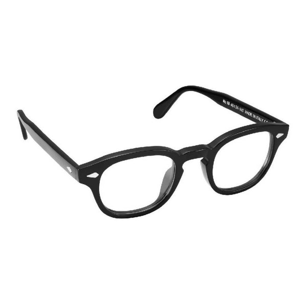 No.1 B Black Frame in Acetate by EUGENIO