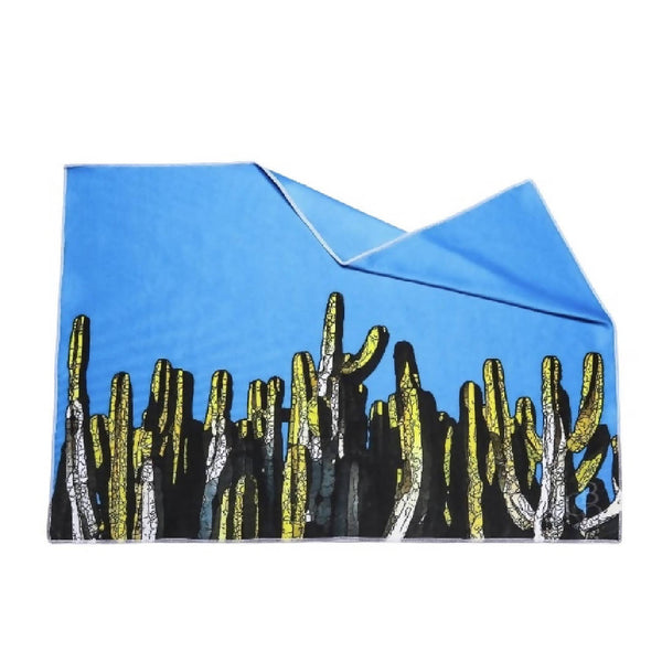 'Cacti' Luxury Lens Cleaning Cloth