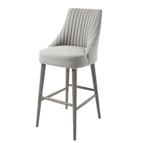 Halwell Bar Stool Warm Grey