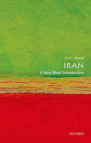 Iran: A Very Short Introduction by Ali Ansari