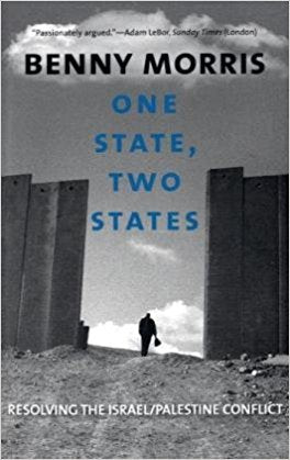 One State, Two States: Resolving the Israel/Palestine Conflict by Benny Morris