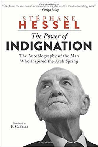 The Power of Indignation by Stephane Hessel