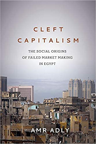 Cleft Capitalism: The Social Origins of Failed Market Making in Egypt by Amr Adly