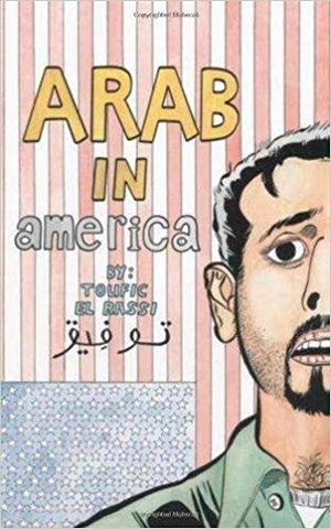 Arab in America Paperback by Toufic El Rassi