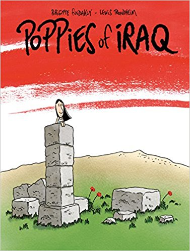 Poppies of Iraq by Brigitte Findakly and Lewis Trandheim