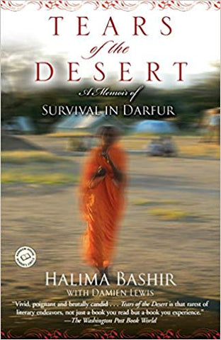 Tears of the Desert: A Memoir of Survival in Darfur by Halima Bashir